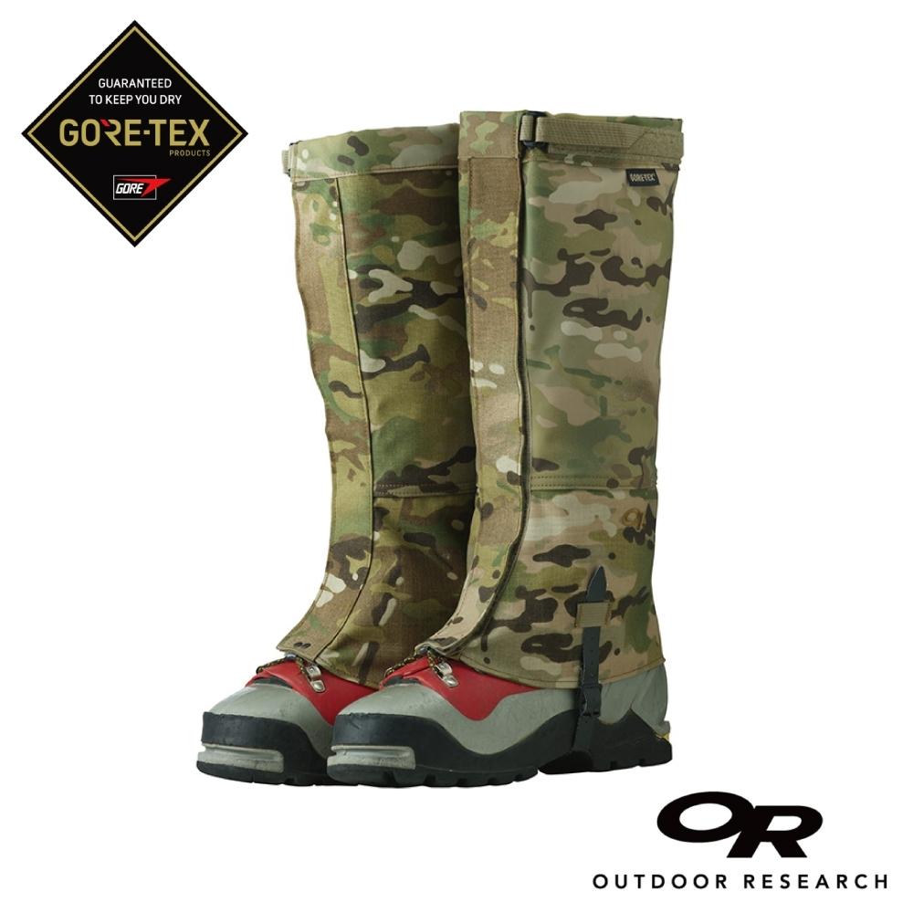 【美國Outdoor Research】限量軍規迷彩Expedition Crocodiles Gore-tex防水綁腿