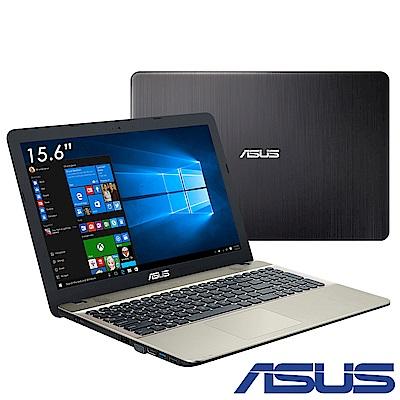 ASUS X541NA 15吋四核筆電(N3450/500G/4G/黑