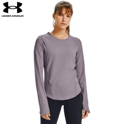 【UNDER ARMOUR】女 Meridian Infused長T-Shirt