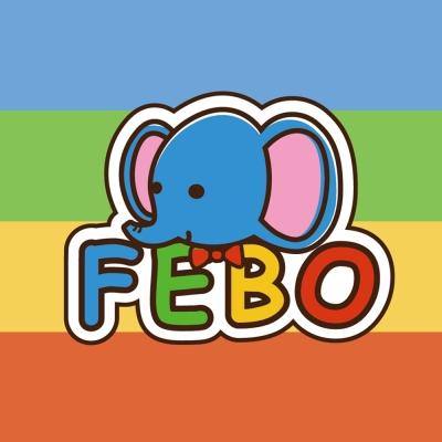FEBO飛寶室內遊戲樂園  1大1小(親子票)4張組
