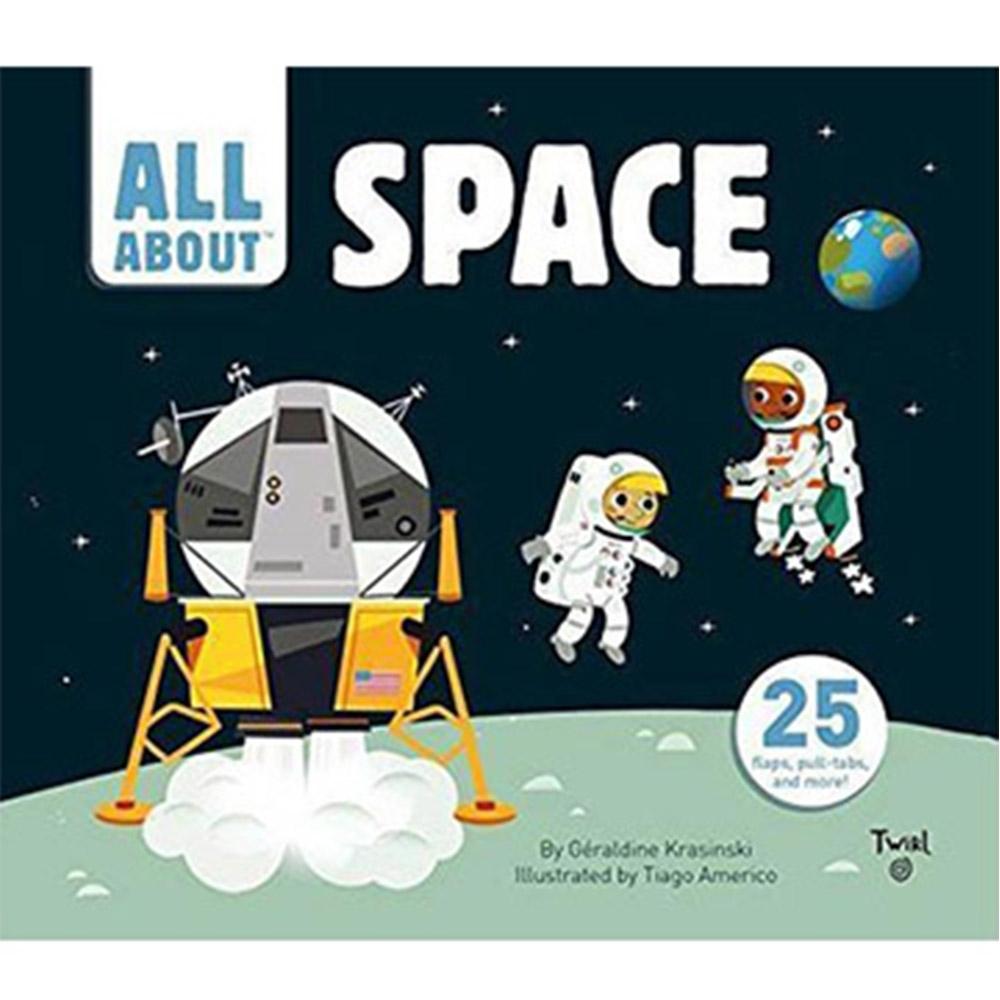 All About:Space 知識大全:太空篇操作書