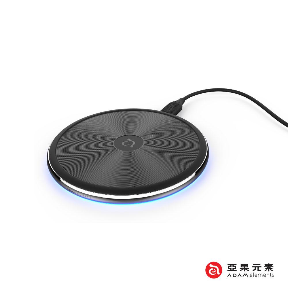 亞果元素 OMNIA Q1 10W 無線充電板