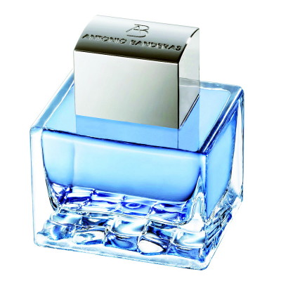 Antonio Banderas Blue Seduction藍色誘惑男性淡香水200ml