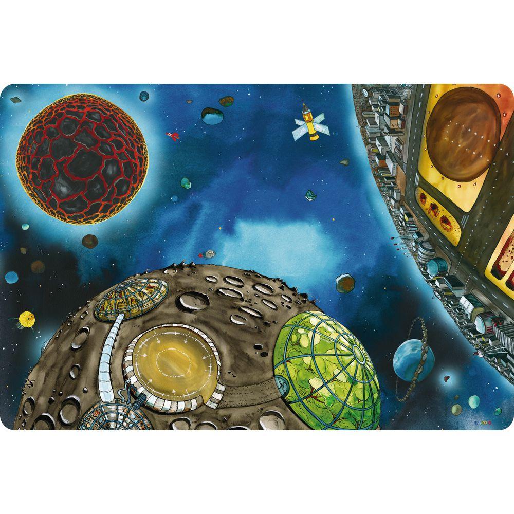 JAKO-O 德國野酷 遊戲地墊-外太空(星球探險)