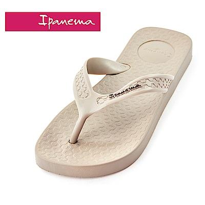 IPANEMA Anatomica系列 夾腳拖鞋(女款)-卡其色
