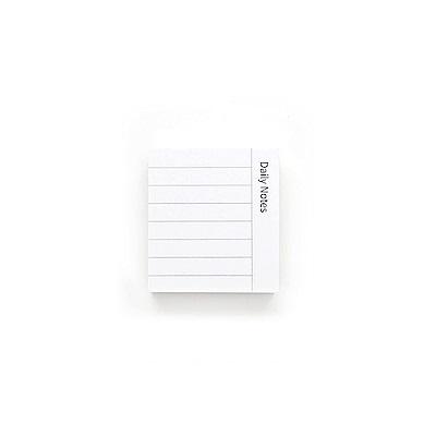 GMZ 粉彩方塊酥索引式便利貼-03天天紀錄