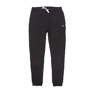 Timberland 男款黑色修身窄版休閒長褲 | A1V7L001