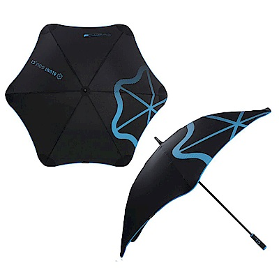 BLUNT GOLF C1 高爾夫球傘碳纖骨架 風格藍