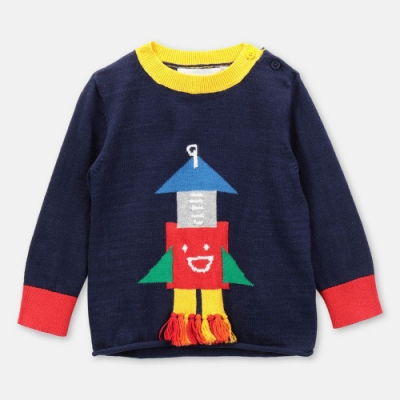 Stella McCartney 火箭棉羊毛毛衣