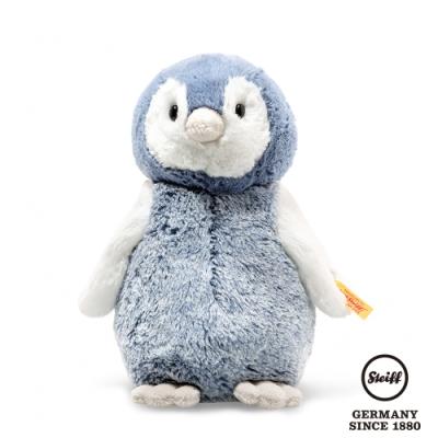 STEIFF德國金耳釦泰迪熊  小藍企鵝  Paule Penguin  神仙企鵝 22cm