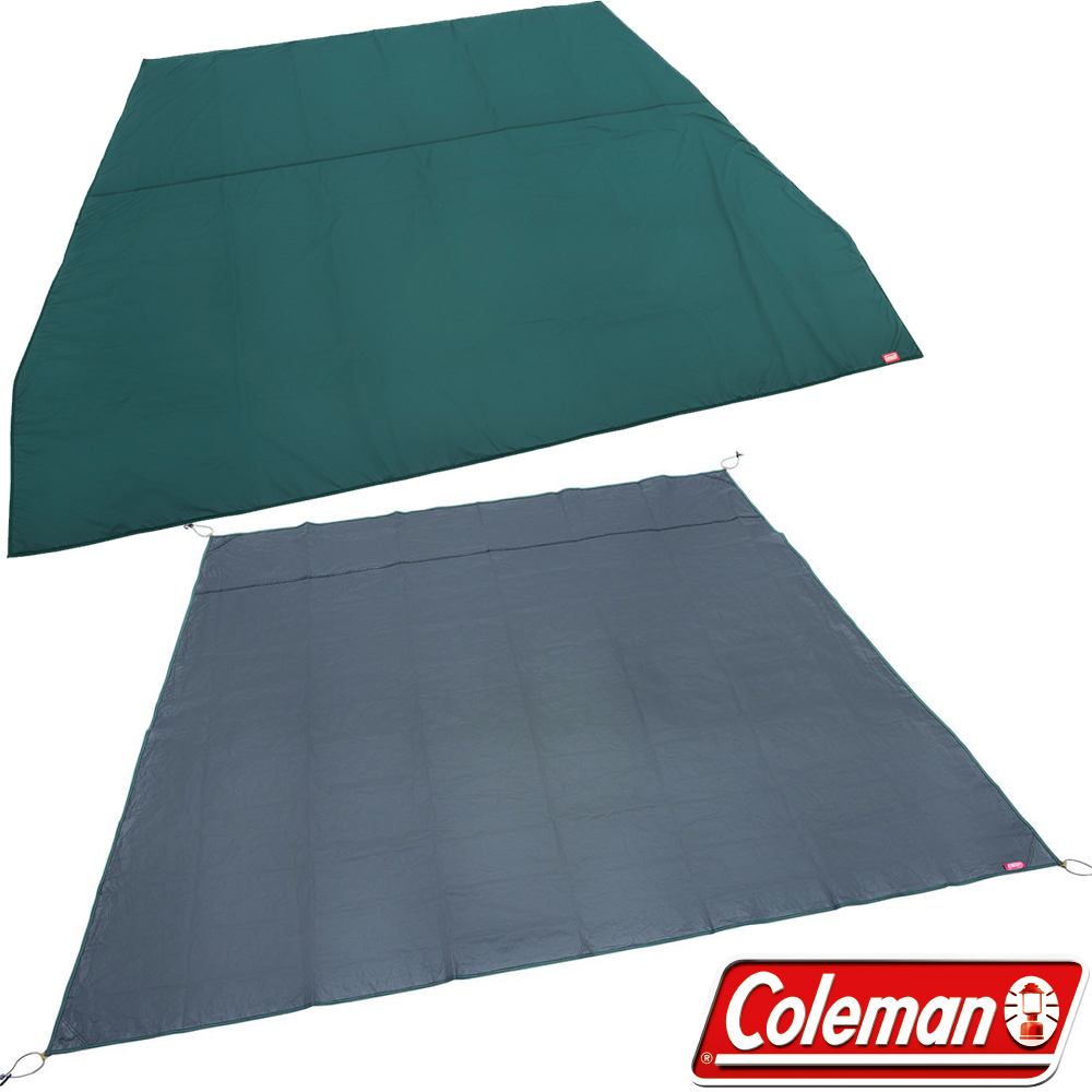 Coleman CM-31860 露營地墊+地布(帳篷防潮墊) Tough Screen 2 Room專用墊 公司貨