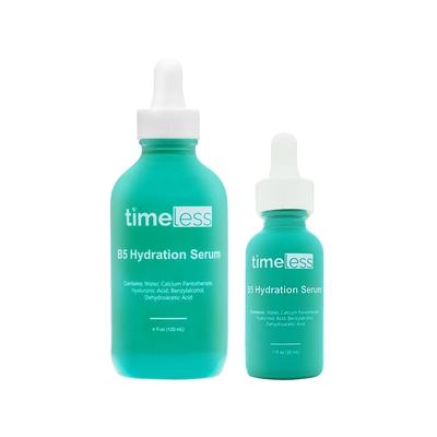 (超值組)Timeless 維生素B5精華 120ml+30ml