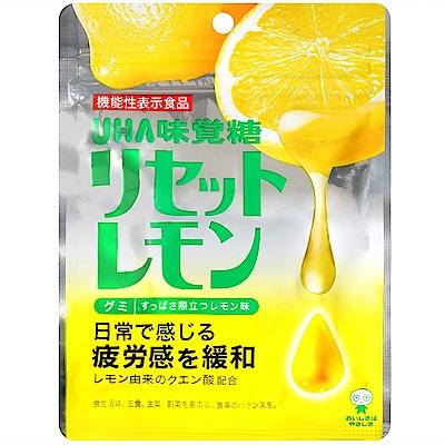 UHA味覚糖 檸檬啾西軟糖(50g)