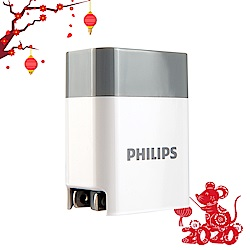 Philips飛利浦 PD+QC Type-C USB 18W充電器 DLP4320C