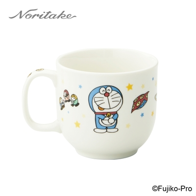 【NORITAKE】哆啦A夢-童趣系列 小馬克杯 180ML