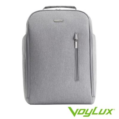 VoyLux 伯勒仕-極簡系列時尚休閒後背包-冰灰色3585308