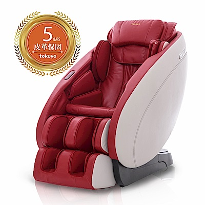PLAY 玩美椅 按摩椅皮革5年保固 TC-730