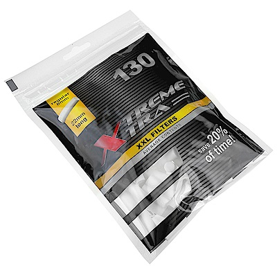 Xtreme Xtra 波蘭進口-REGULAR-捲煙專用加長型濾嘴8mm*2包