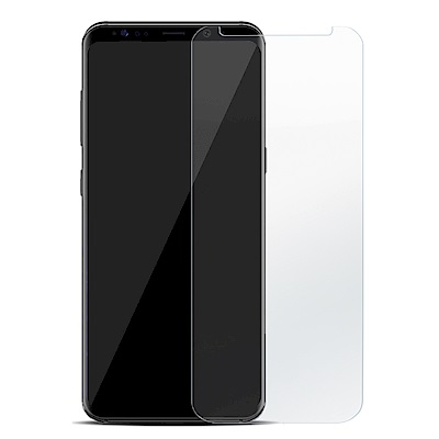 SAMSUNG Galaxy S 9 / S 9  PLUS  2 . 5 D  9 H高清鋼化玻璃貼