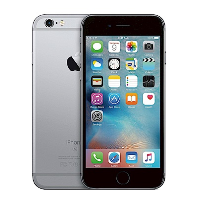 【福利品】Apple iPhone  6 S  128 G  4 . 7 吋智慧型手機