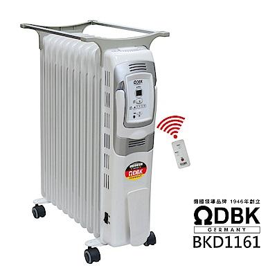 ΩDBK電子式葉片恆溫電暖爐(11葉片) BKD1161