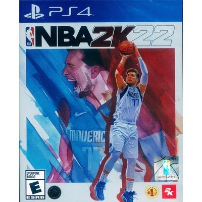 勁爆美國職籃 2K22 NBA 2K22 - PS4 中英文美版
