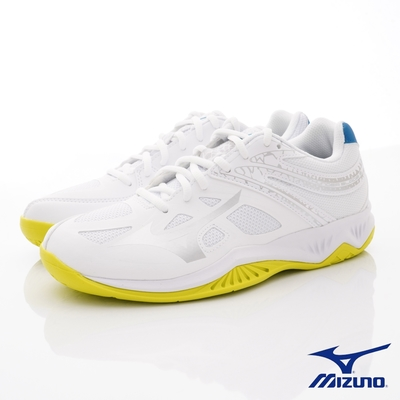 MIZUNO童鞋  BLADE 2排球鞋基本款ON97005白(大童款)