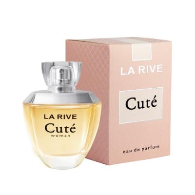La Rive Cute 蜜糖梔子淡香精100ml