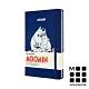 MOLESKINE 嚕嚕米Moomin 限定筆記本-藍 product thumbnail 1