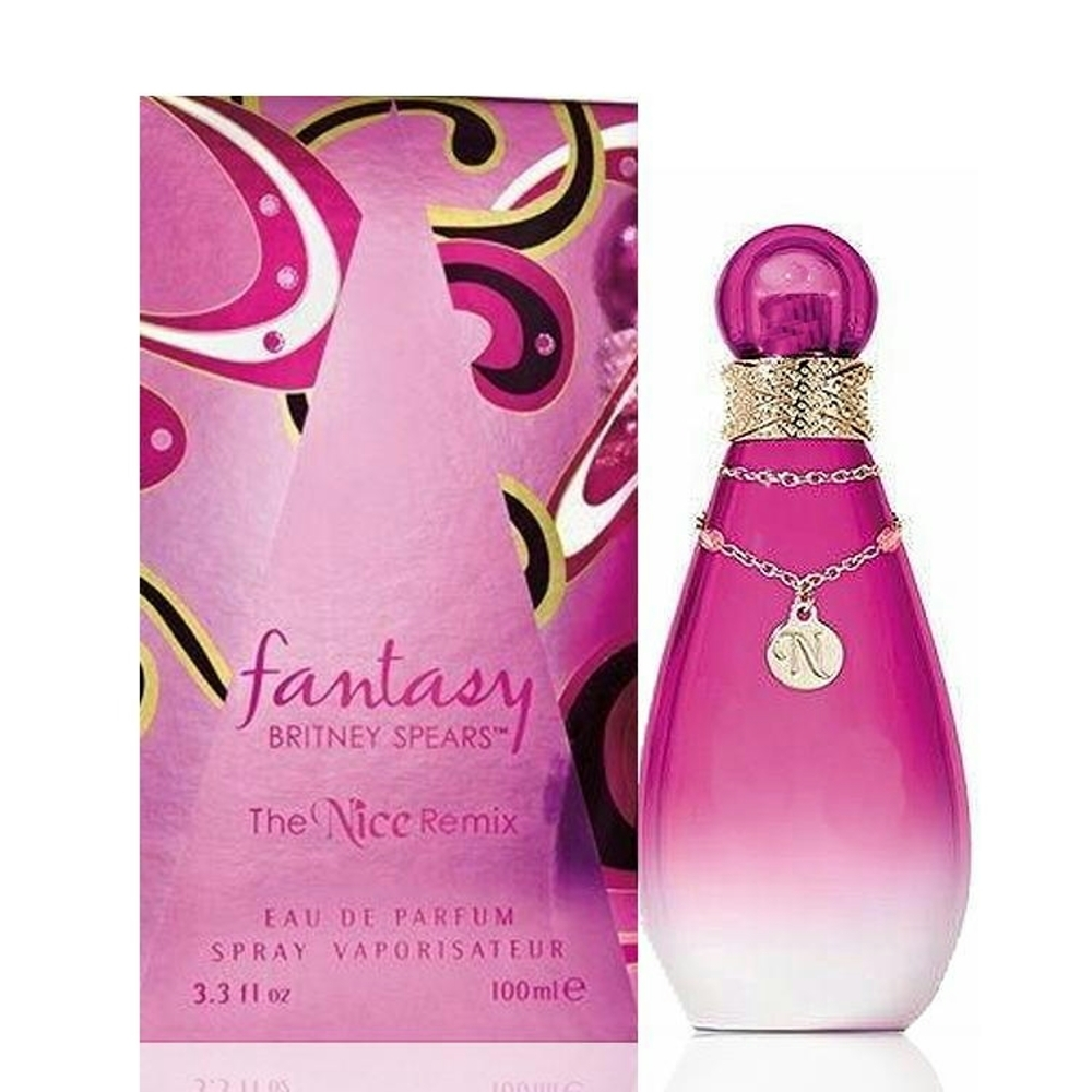 Britney Spears The Nice Remix 幻多奇女神淡香精 100ml