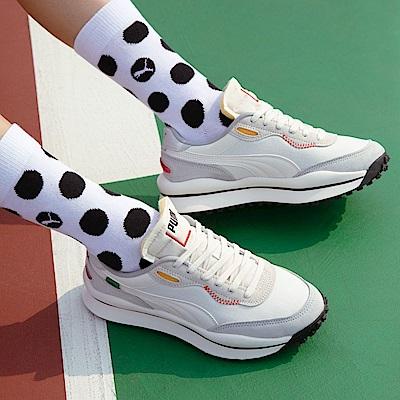【PUMA官方旗艦】STYLE RIDER PLAY ON SD 流行休閒鞋 男女共同 37458801