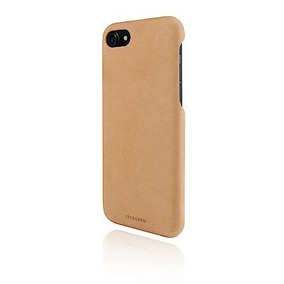 JTLEGEND iPhone 8 Plus Nubuck 設計師款巴哥皮背蓋