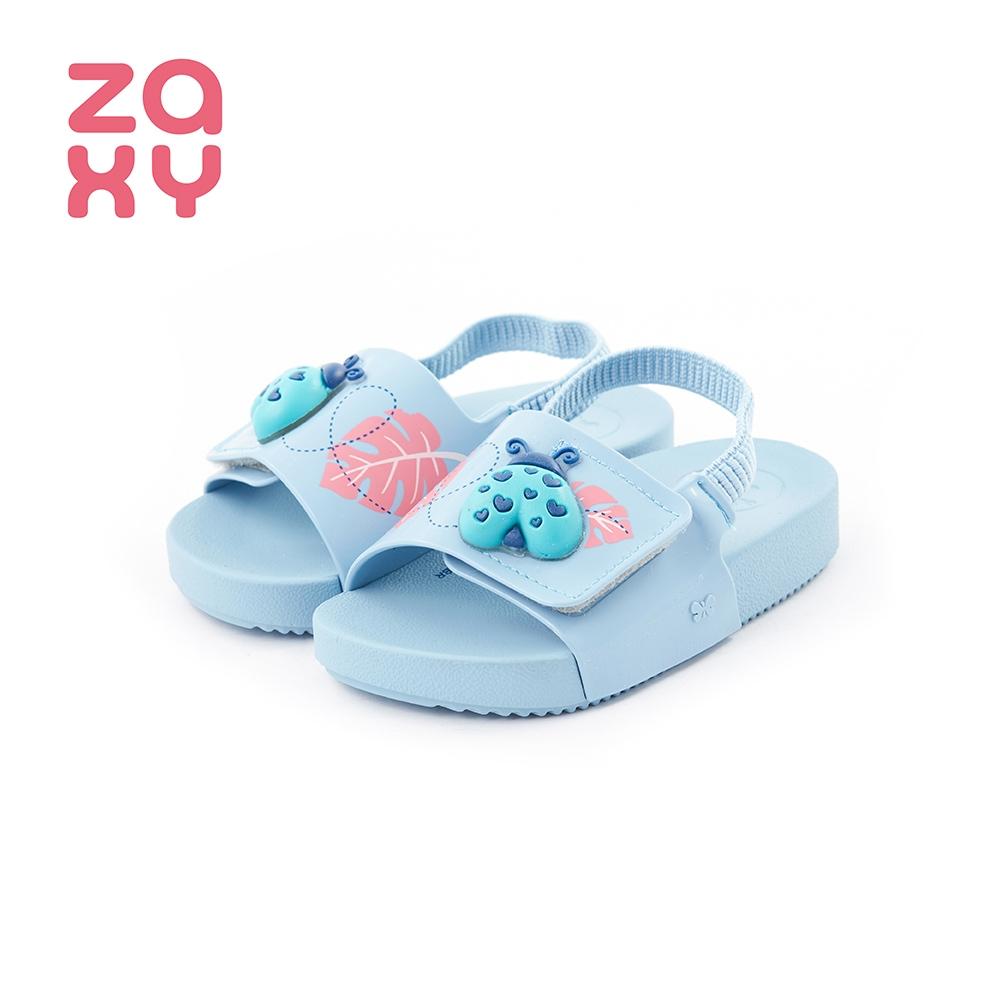 ZAXY GARDEN瓢蟲造型涼鞋 寶寶款 藍