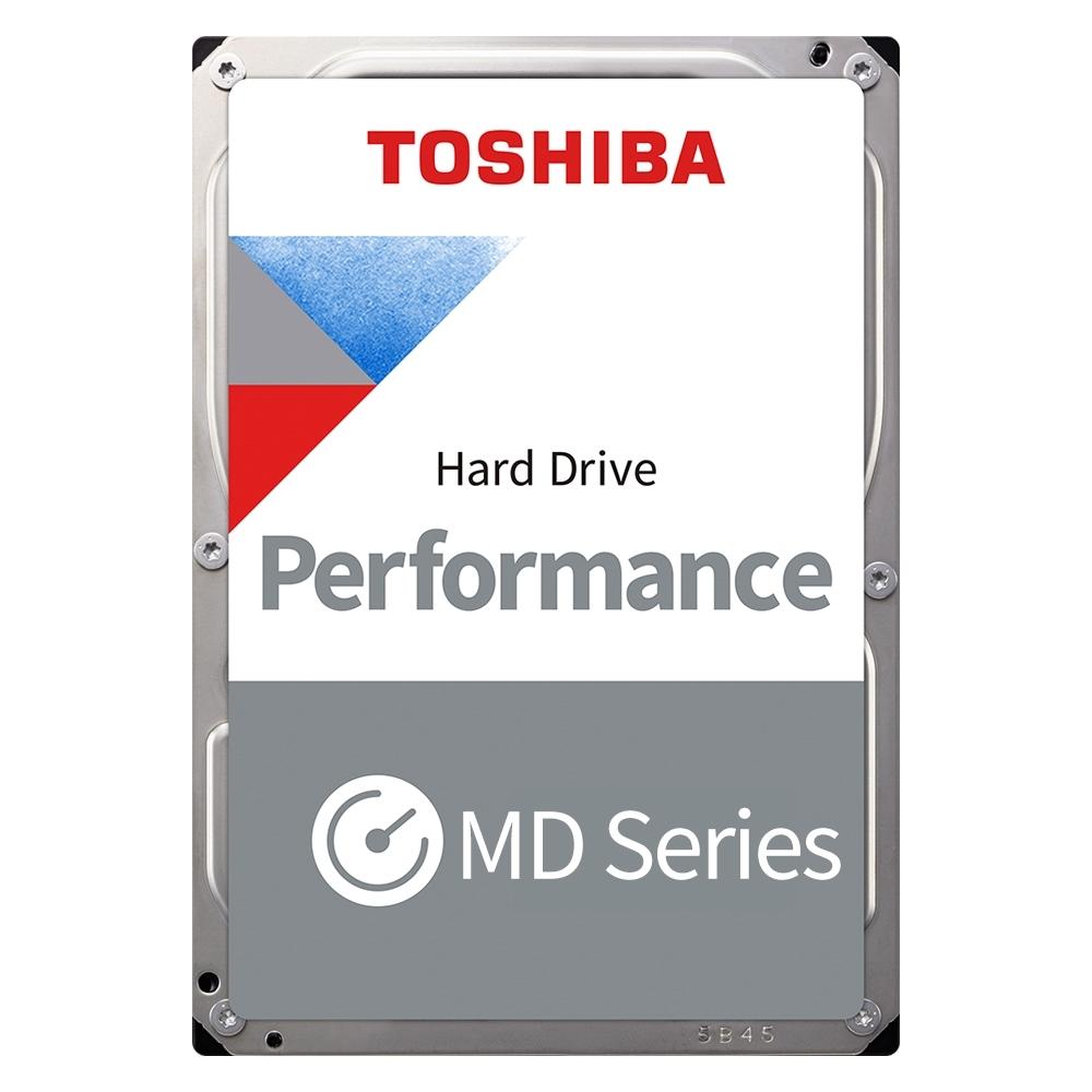 TOSHIBA 桌上型 3.5吋 4TB 7200 RPM/128MB 桌上型硬碟(MD04ACA400)
