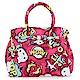 SAVE MY BAG Miss系列Hello Kitty輕量托特包-桃紅色 product thumbnail 1