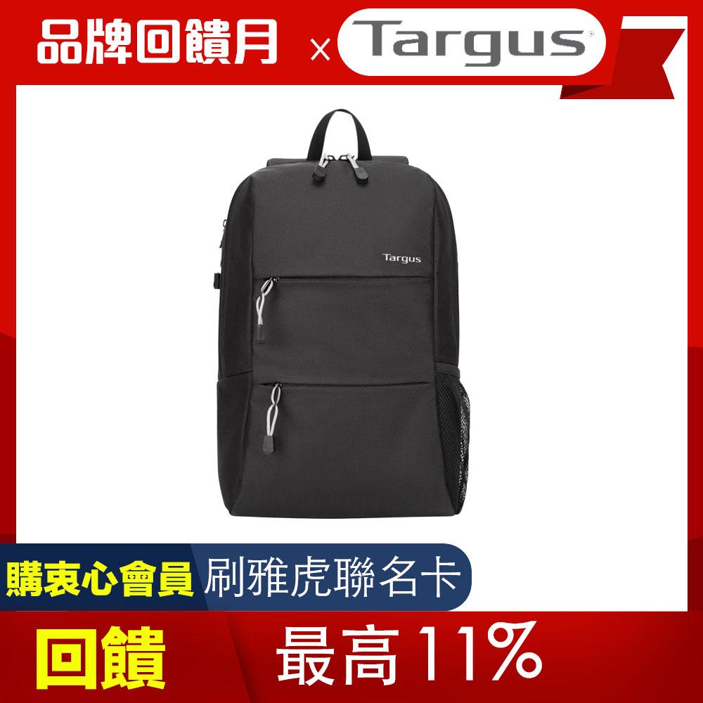 Targus Intellect Plus 15.6 吋智能後背包 (黑)