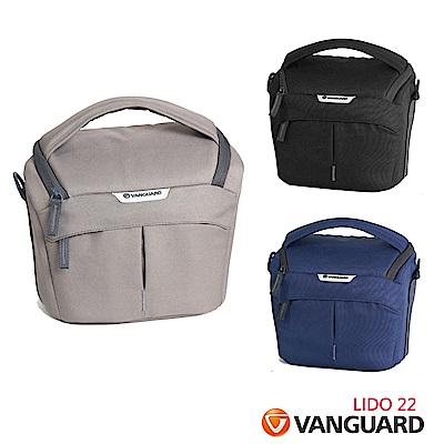 VANGUARD 精嘉 立行者 22 Lido 22 攝影側背包(公司貨)