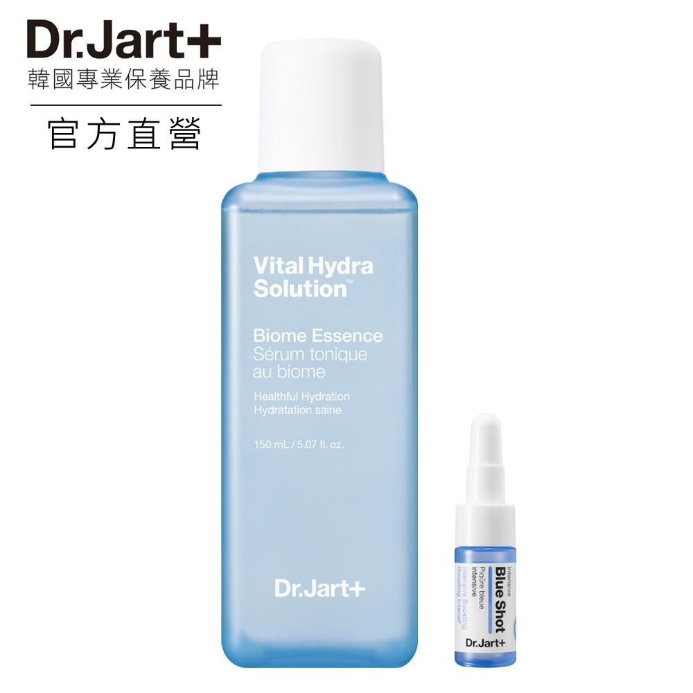 Dr.Jart+活力保濕平衡精華露150ML+安瓶4ML