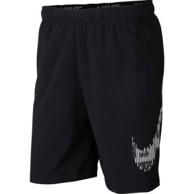 NIKE  休閒 運動 短褲  男款  黑  CJ2393010  AS M NK FLX 2.0 GFX2