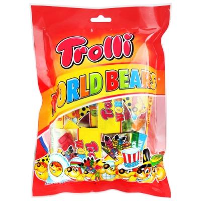 德國Trolli 軟糖-世界熊造型(200g)