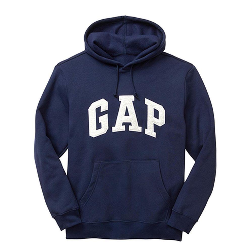 GAP 男生 連帽外套 藍1105