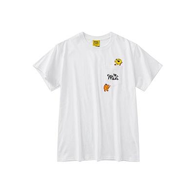 CACO-MIT 奇妙先生口袋T-情侶款-男【SMM003】