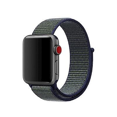 【APPLE原廠公司貨】Midnight Fog Nike運動型錶環