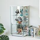 完美主義 三層鏡面玻璃櫃/展示櫃/公仔收藏 37x43x83.5
