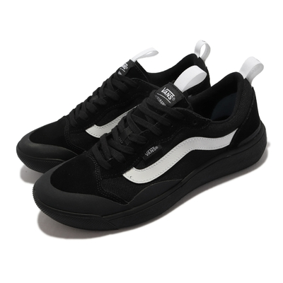 Vans 滑板鞋 Ultrarange Exo Se 男女鞋 緩震 彈性 支撐 抓地 耐磨 情侶鞋 黑 白 VN0A4UWMBLK