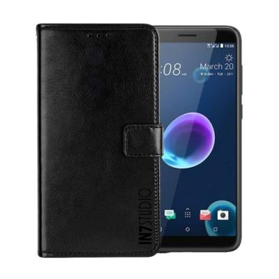 IN7 瘋馬紋 HTC Desire 12 (5.5吋) 錢包式 磁扣側掀PU皮套 手機皮套保護殼