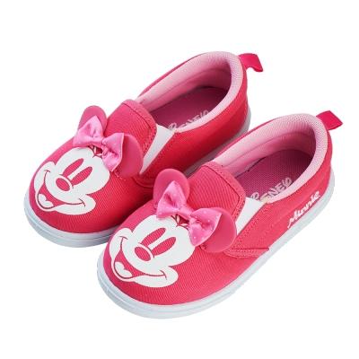 迪士尼童鞋 米妮 復古立體造型休閒便鞋