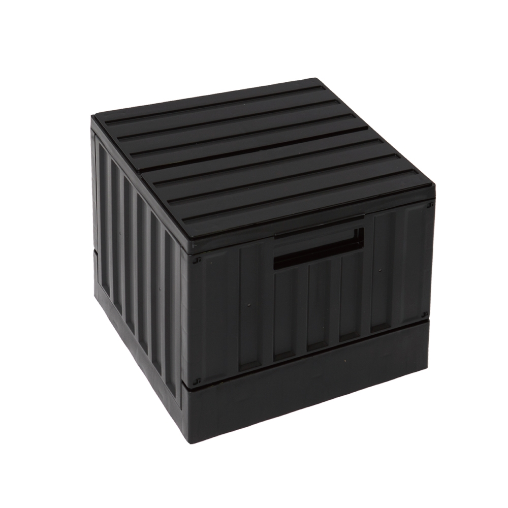 完美主義 方型貨櫃椅/收納椅/收納箱/玩具收納(4色) product image 1