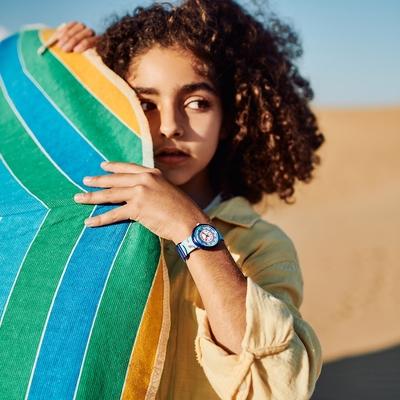 FLIKFLAK 兒童錶LIKE NO OTTER(31.85mm)