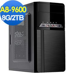 技嘉A320平台-奇兵劍神-A8四核效能電腦